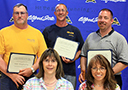 10-Year Employees Honored