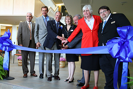 SLC Ribbon Cutting