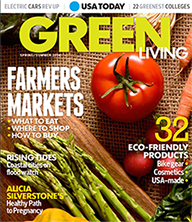 USA TODAY's Green Living cover