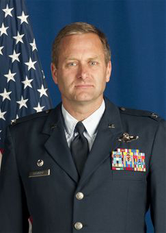 Colonel Timothy J. LaBarge