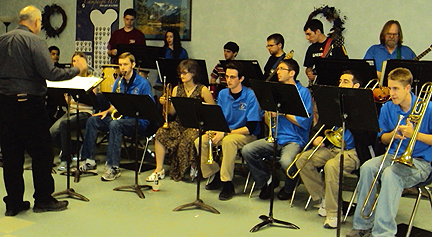 Alfred State Jazz Band