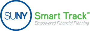 SUNY Smart Track Financial Literacy logo