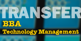 Transfer BBA Technology Mgmt fun button