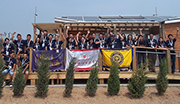 solar-powered home for the 2013 Solar Decathlon in China