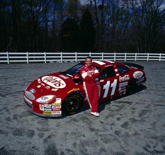 Brett Bodine Car