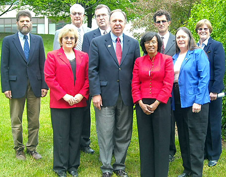 Cornell Cooperative Extension Meets With ASC Representatives