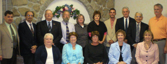 Members of the Educational Foundation of Alfred, Inc.