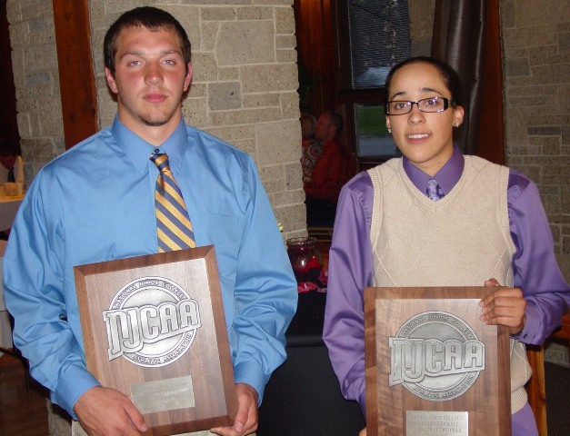 Freshman Athletes of the Year