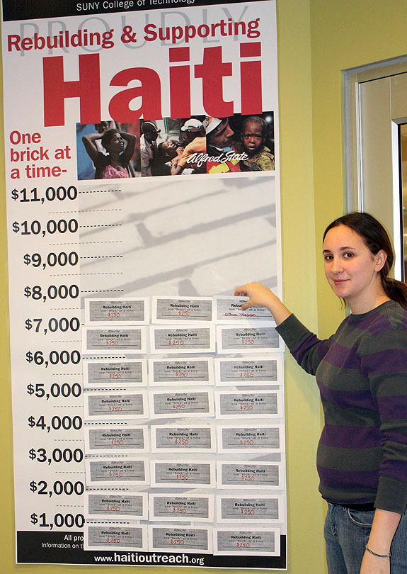 Bricks for Haiti
