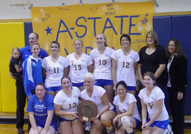 Region III Champions - Volleyball