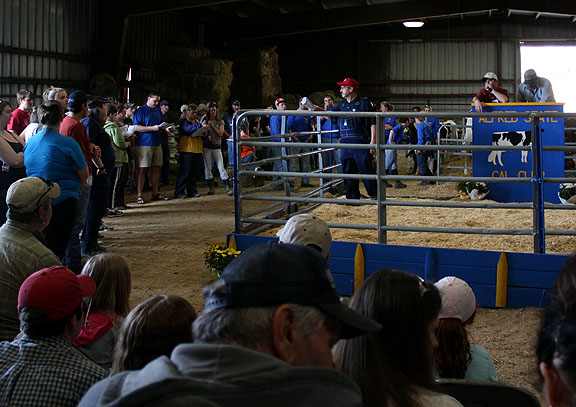 fifth annual dairy consignment sale and silent auction