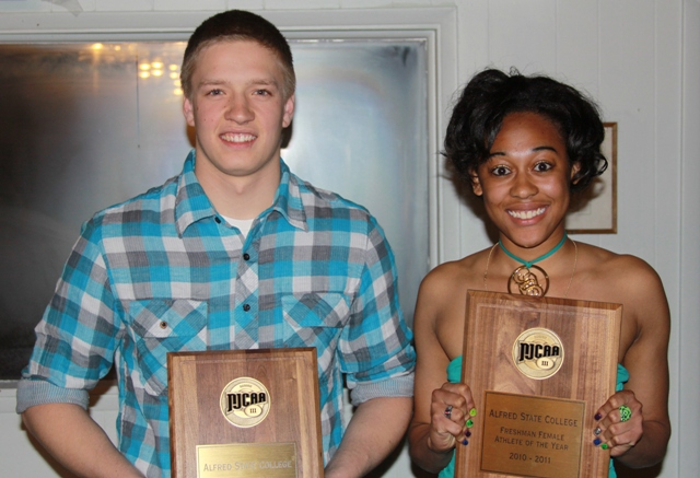 Freshmen Athletes of the Year