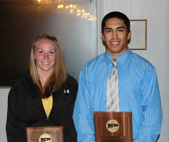 Senior Athletes of the Year