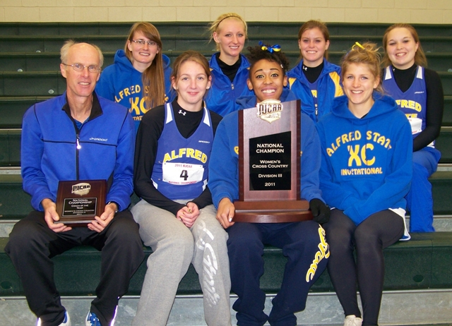 2011 NJCAA Division III Cross Country National Champs