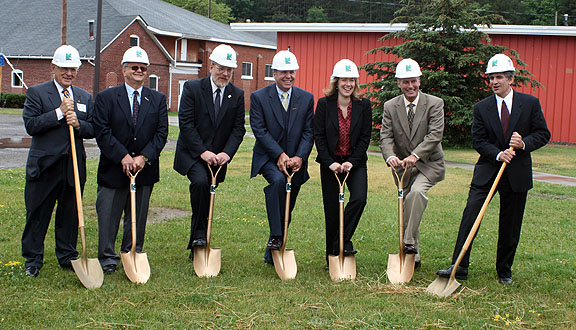 Workforce Development Center groundbreaking