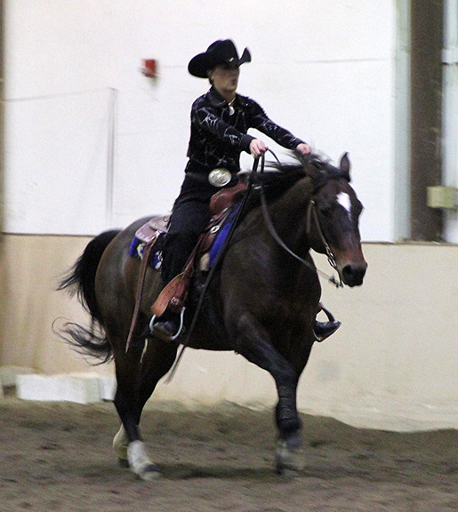 Equestrians Capture Reserve Champion Honors Alfred State