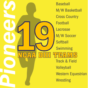 Pioneer Athletics
