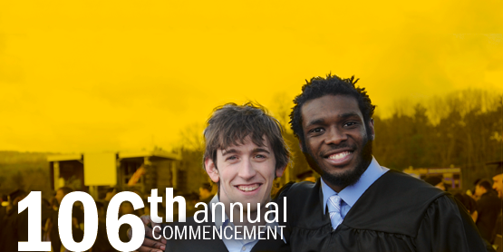 106th annual commencement