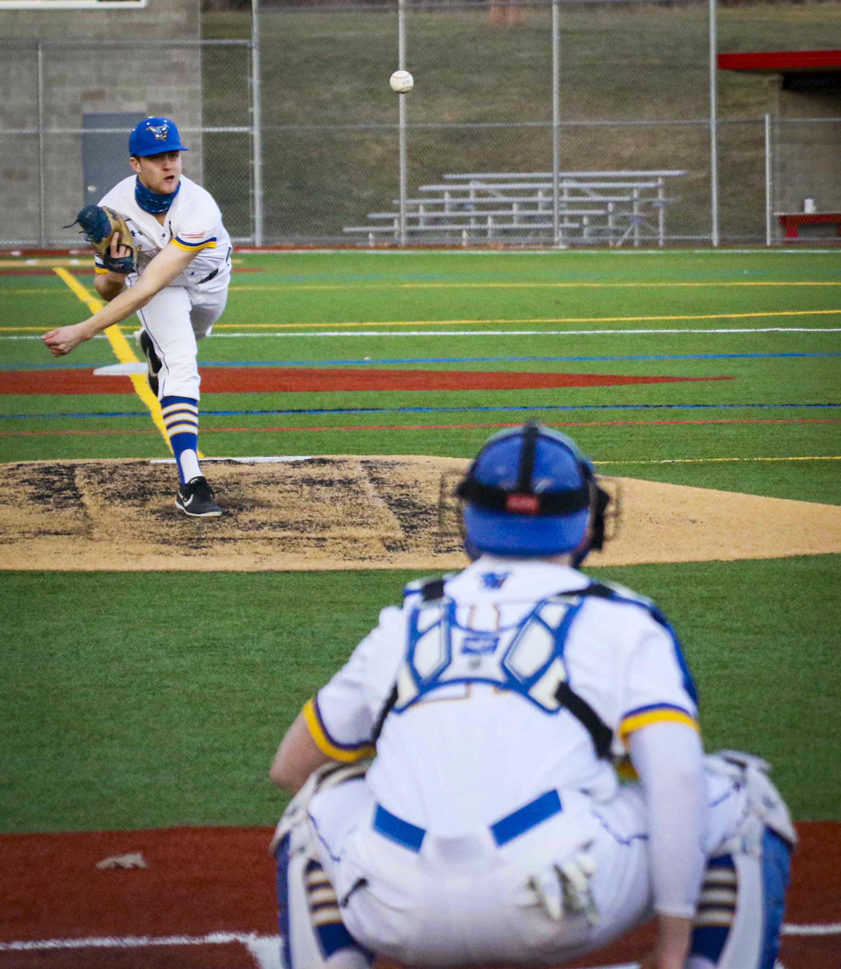 Alfred State Baseball