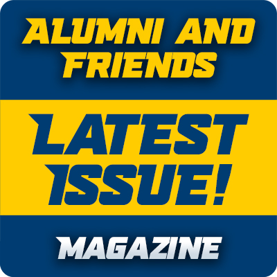 alumni magazine latest issue