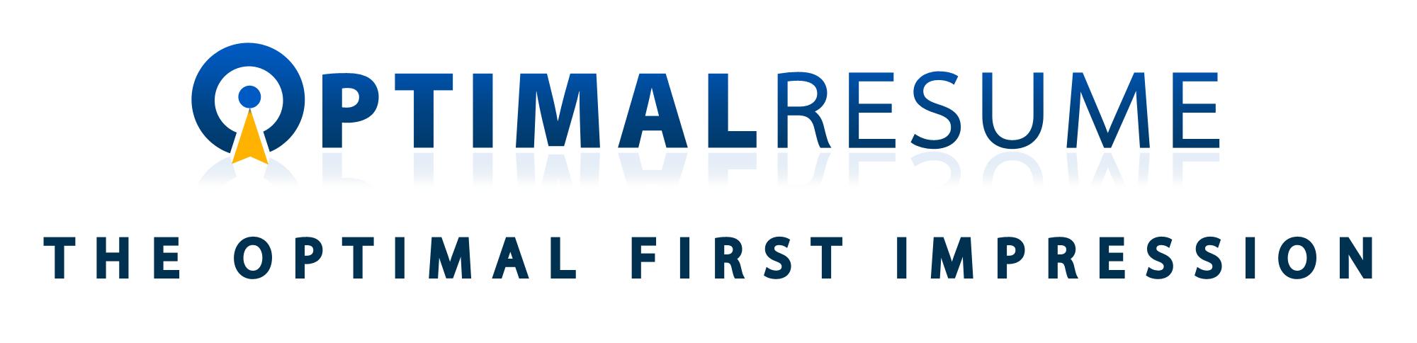optimal resume logo