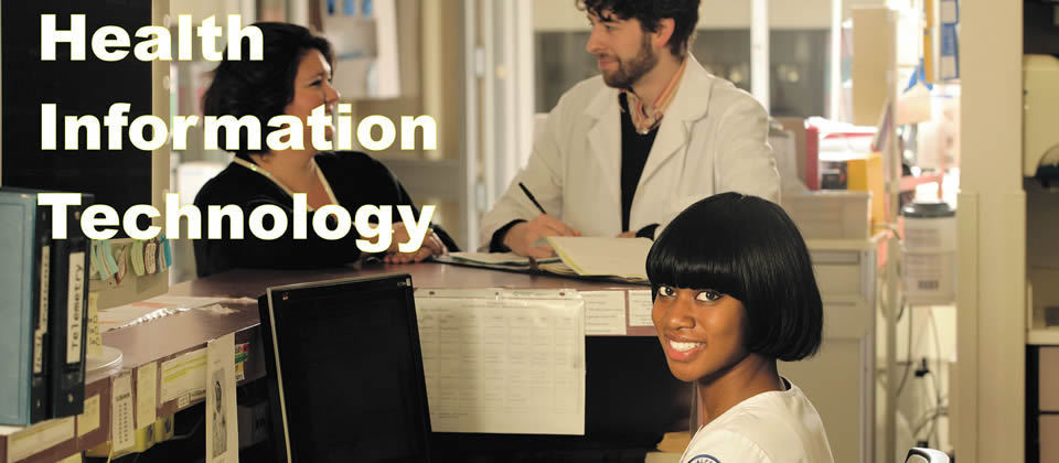 Health Information Technology, 3 medical professionals
