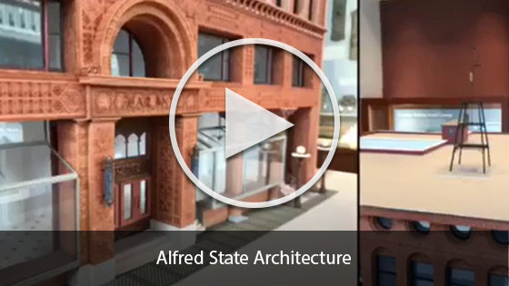 Alfred State Architecture Video
