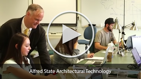 Alfred State Architectural Technology Video