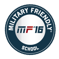 military friendly '16 logo