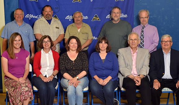 members of Academic Affairs team