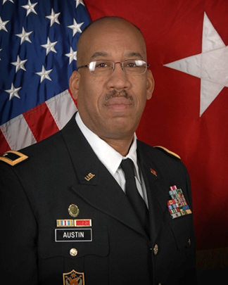 retired US Army Brig. Gen. Arthur G. Austin Jr.