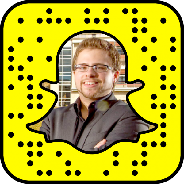 Snapcode linking to business web page