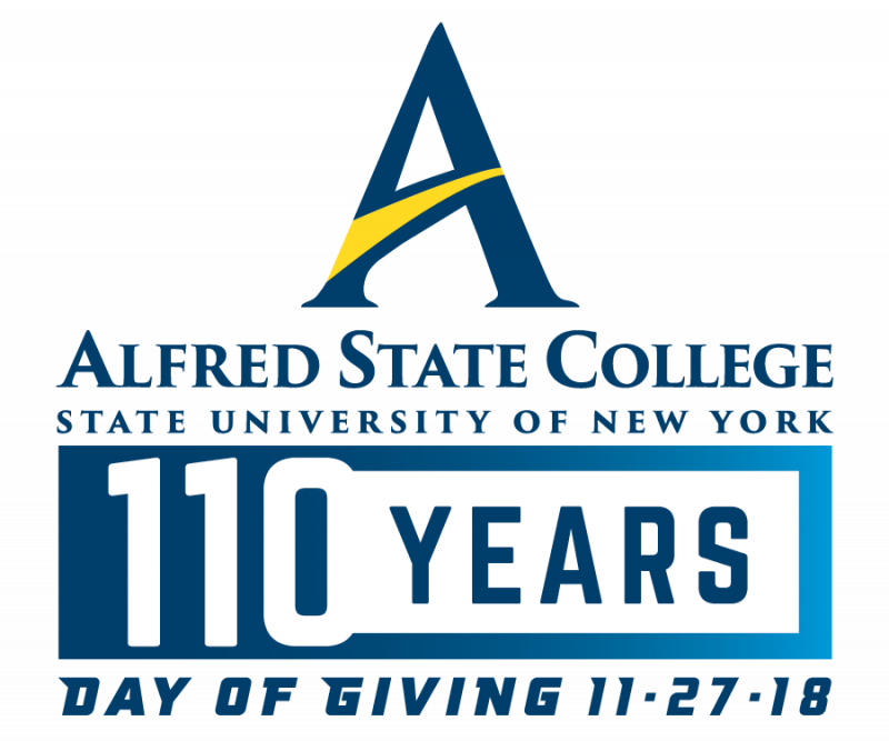 Alfred State College 110 Years Day of Giving 11-27-18