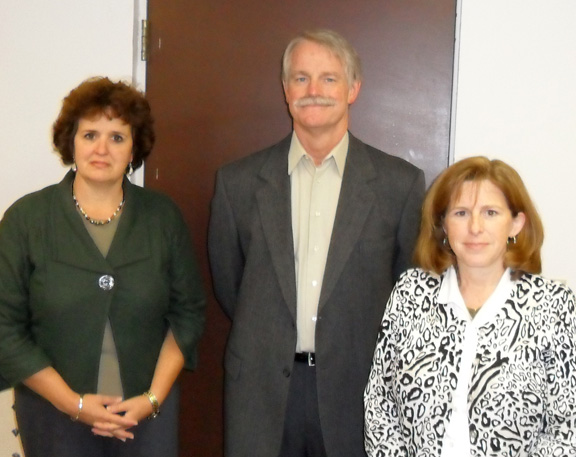 Three Educational Foundation of Alfred, Inc. board members