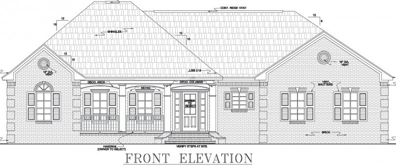 House 55 Blueprint