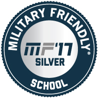 Military Friendly School '17, Silver badge