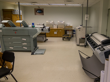 Main Plotter Room