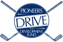Pioneers Drive for the Development Fund logo