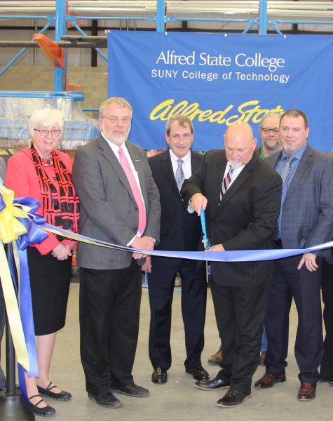 Workforce Development Ribbon Cutting