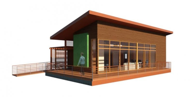 Solar decathlon 2015 alfred state for Solar decathlon 2015