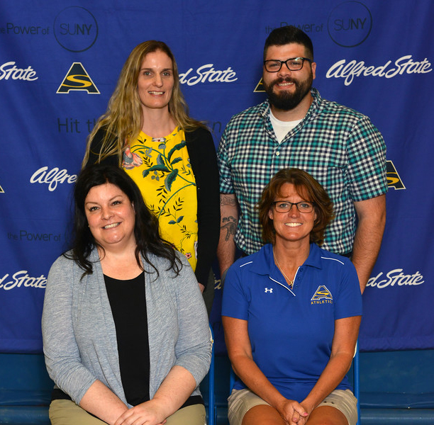 members of Student Affairs team