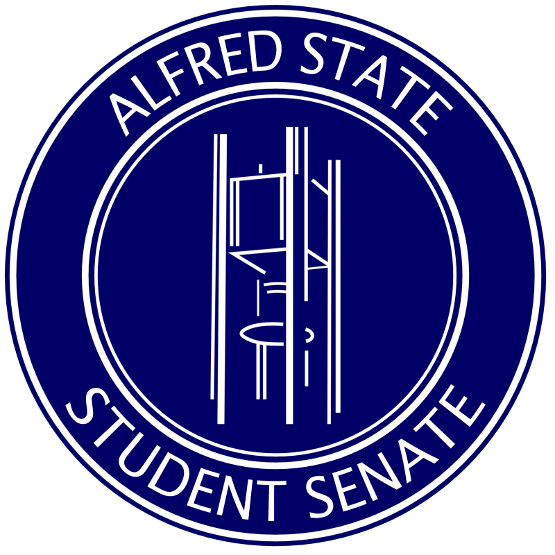 Student Senate of Alfred State logo