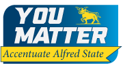 You Matter Accentuate Alfred logo