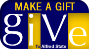 Make a Gift, give to Alfred State
