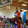 Harlem Wizards players