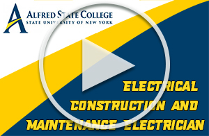 Electrical construction & maint electrician play button to youtube video