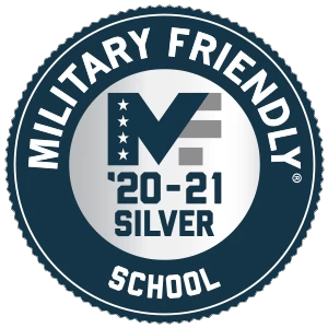 Military Friendly Silver Award