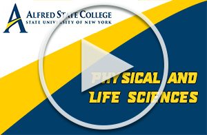 Physical and Life Sciences, play button to youtube video
